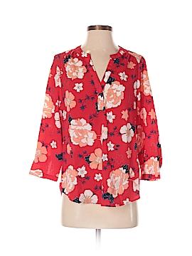 Lila Rose 3/4 Sleeve Blouse Size S