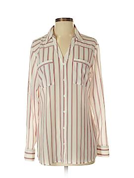 Dex Long Sleeve Blouse Size M