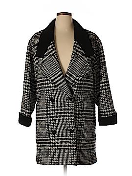 Escada by Margaretha Ley Wool Coat Size 34 (EU)