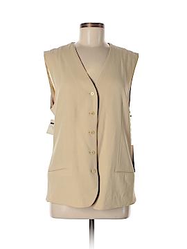 Calvin Klein Collection Tuxedo Vest Size 8