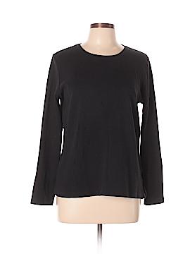 Lane Bryant Long Sleeve T-Shirt Size L (Plus)
