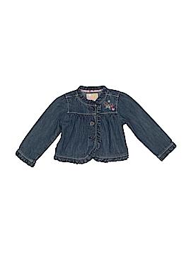 OshKosh B'gosh Denim Jacket Size 24 mo