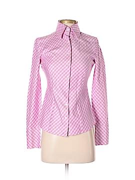 Express Design Studio Long Sleeve Button-Down Shirt Size 0