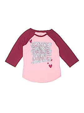 SO 3/4 Sleeve T-Shirt Size 10
