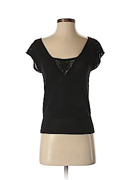 Anne Klein Silk Pullover Sweater Size S