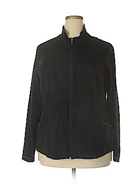 Danskin Now Track Jacket Size 3X (Plus)