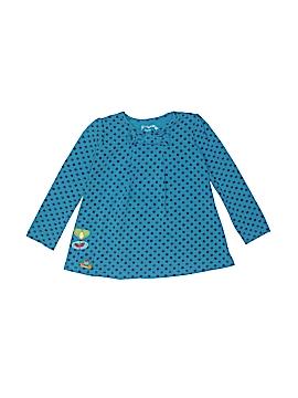 Deux Par Deux Long Sleeve T-Shirt Size 4