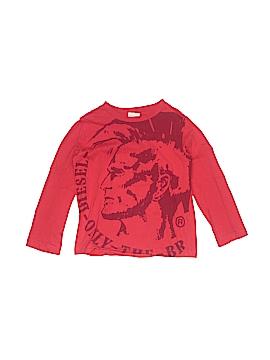 Diesel Long Sleeve T-Shirt Size 6