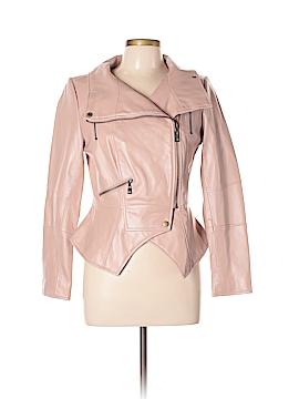 Gilli Leather Jacket Size 10