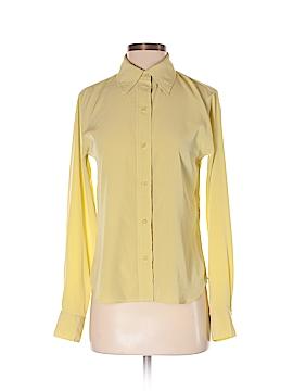Isaac Mizrahi Long Sleeve Blouse Size S