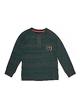 Timberland Long Sleeve Henley Size 6