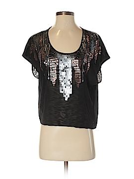Hype Short Sleeve Blouse Size XS