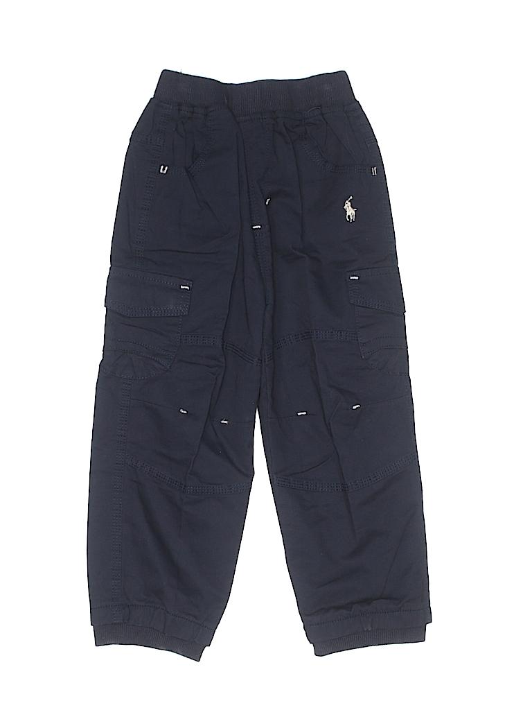 Ralph Lauren Boys Cargo Pants Size 9