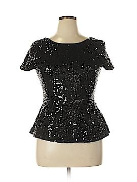 Moa Moa Short Sleeve Blouse Size XL