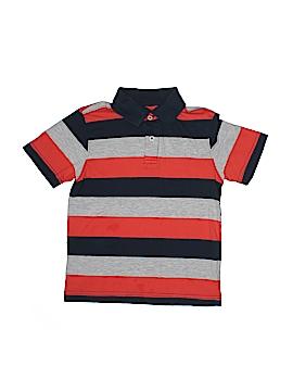 Basic Editions Short Sleeve Polo Size 8