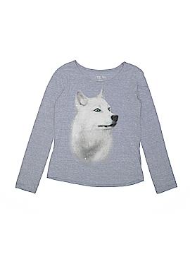 Xhilaration Long Sleeve T-Shirt Size M (Youth)