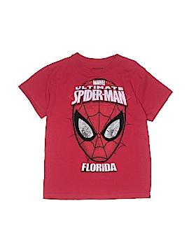Marvel Short Sleeve T-Shirt Size 10 - 12