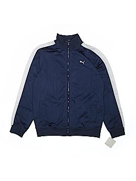 Puma Track Jacket Size M (Kids)