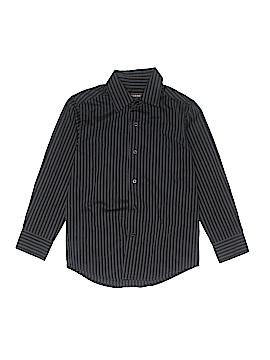 Dockers Long Sleeve Button-Down Shirt Size 8