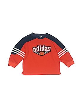 Adidas Fleece Jacket Size 24 mo