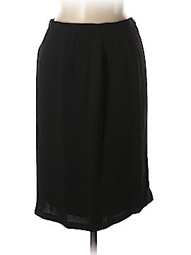 Luca Luca Silk Skirt Size 44 (IT)