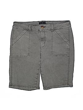 American Apparel Khaki Shorts Size 8