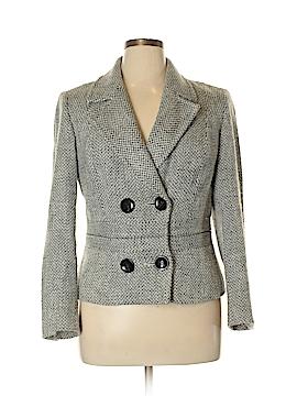 Etcetera Wool Coat Size 14