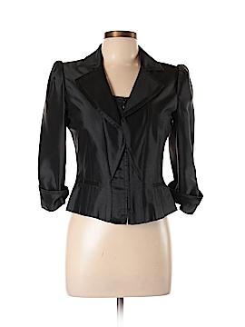 Luca Luca Silk Blazer Size 46 (IT)