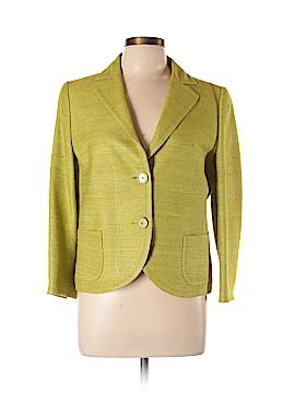 Akris punto Silk Blazer Size 10
