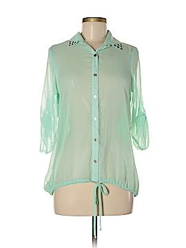Vanity 3/4 Sleeve Blouse Size M