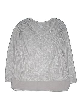 Lane Bryant Long Sleeve T-Shirt Size 14 - 16 Plus (Plus)