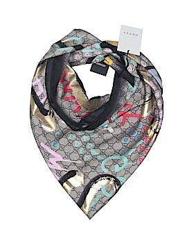 Gucci Silk Scarf One Size