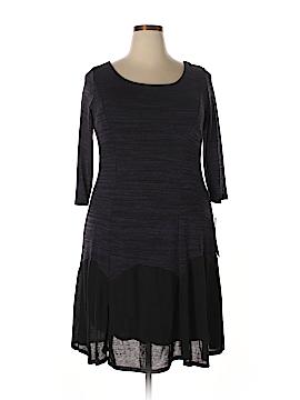 Avenue Casual Dress Size 14 - 15 Plus (Plus)