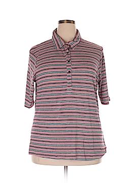 Joe Boxer Short Sleeve Polo Size 3X (Plus)