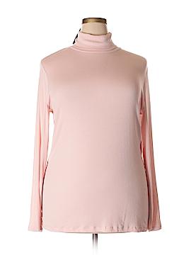 Lauren by Ralph Lauren Long Sleeve Turtleneck Size 2X (Plus)