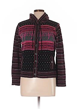 Northern Isles Wool Cardigan Size L