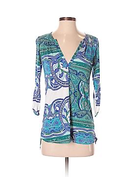 Weston Wear 3/4 Sleeve Top Size XS