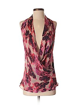 Haute Hippie Sleeveless Silk Top Size S