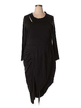 City Chic Casual Dress Size 22 Plus (L) (Plus)