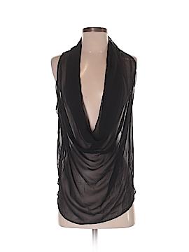 Maggie Ward Sleeveless Silk Top Size XS