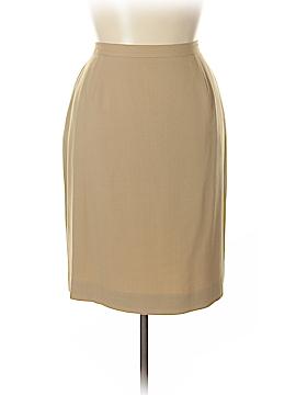 Kasper Wool Skirt Size 18 (Plus)