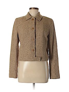 Grace Dane Lewis Wool Coat Size 8