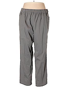 Chic Casual Pants Size 24 (Plus)