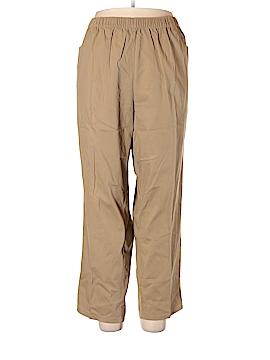Chic Casual Pants Size 26 (Plus)