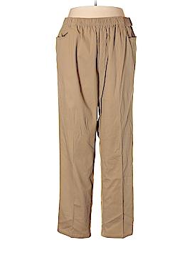 Chic Casual Pants Size 22 (Plus)