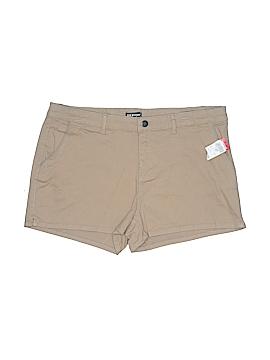 Joe Boxer Khaki Shorts Size 15