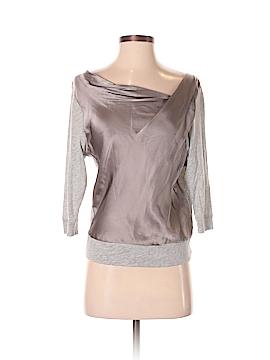 Hinge 3/4 Sleeve Top Size XS