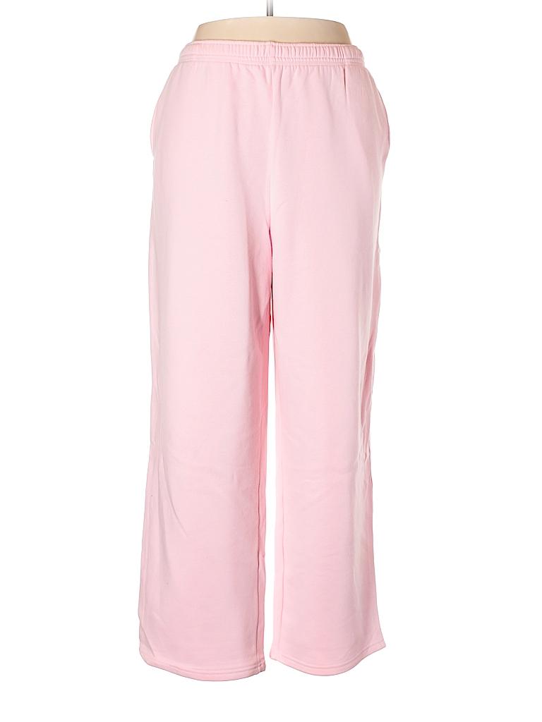 Everlast Women Sweatpants Size 1X (Plus)