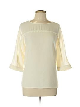 Harve Benard by Benard Haltzman 3/4 Sleeve Blouse Size L