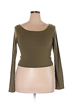 Nicki Minaj Long Sleeve Top Size XXL